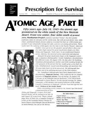 1995 Newsletters