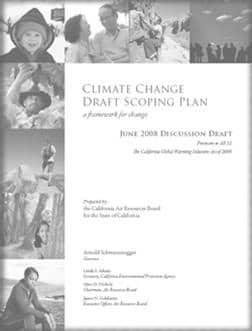 Climate Change Draft Scoping Plan
