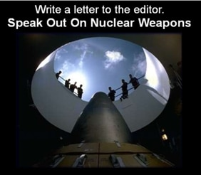 Speak Out on Nuclear Weapons | Physicians for Social Responsibility