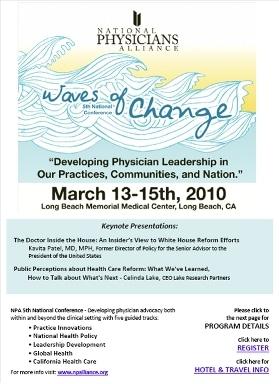Waves of Change full flyer