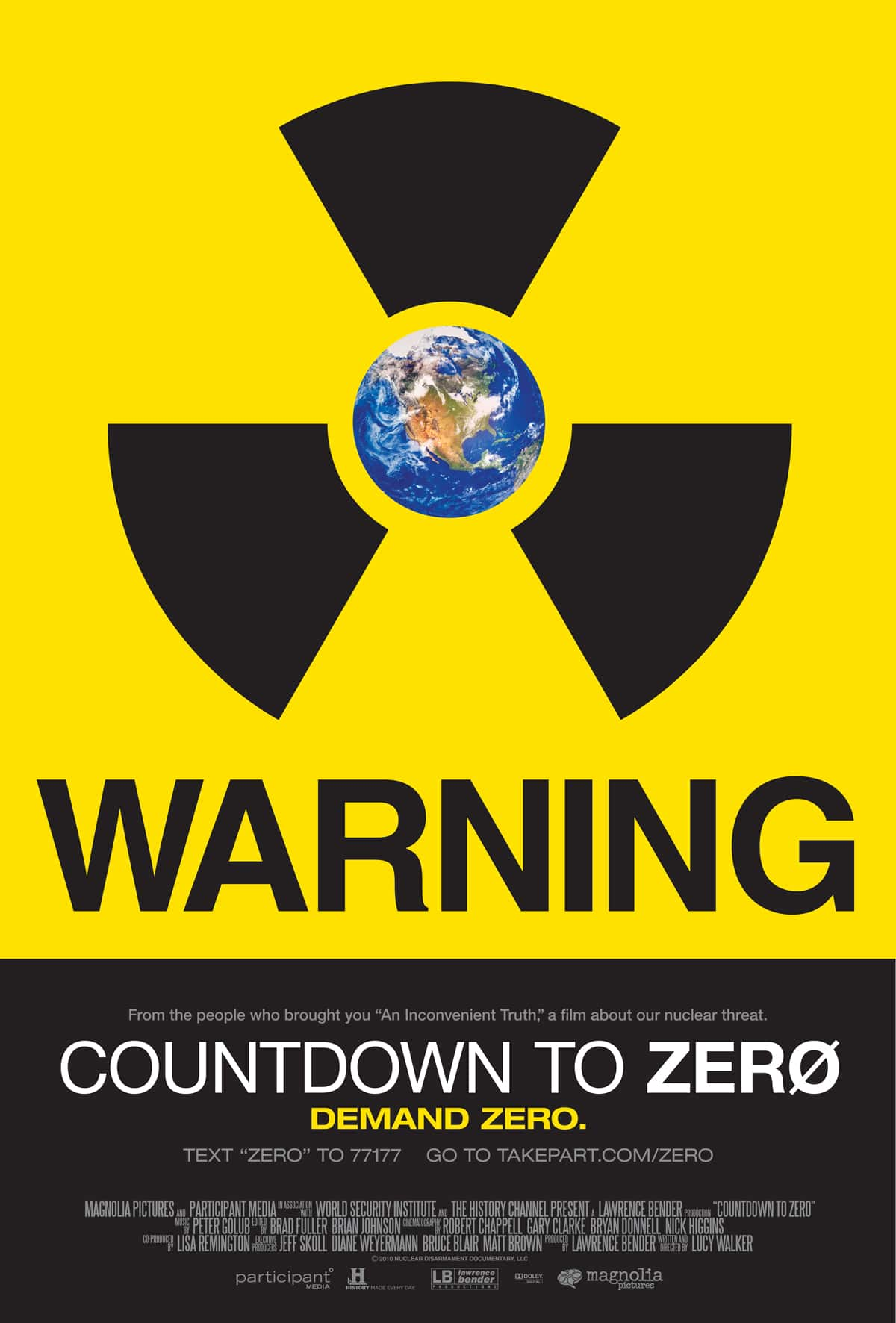 """July 30 – """"Countdown to Zero"""" – Special Screening"""