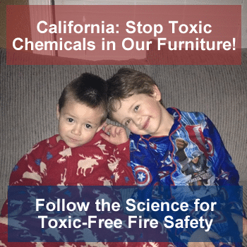 Stop Toxic Flame Retardants – Follow the Science for Toxic-Free Fire Safety