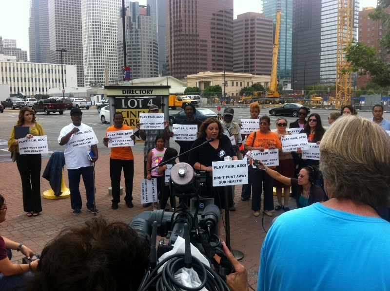 Play Fair Farmers Field Coalition Releases Health Report on Impact of Proposed LA Football Stadium