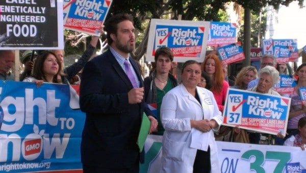LA City Council Endorses Prop 37 to Label GMOs